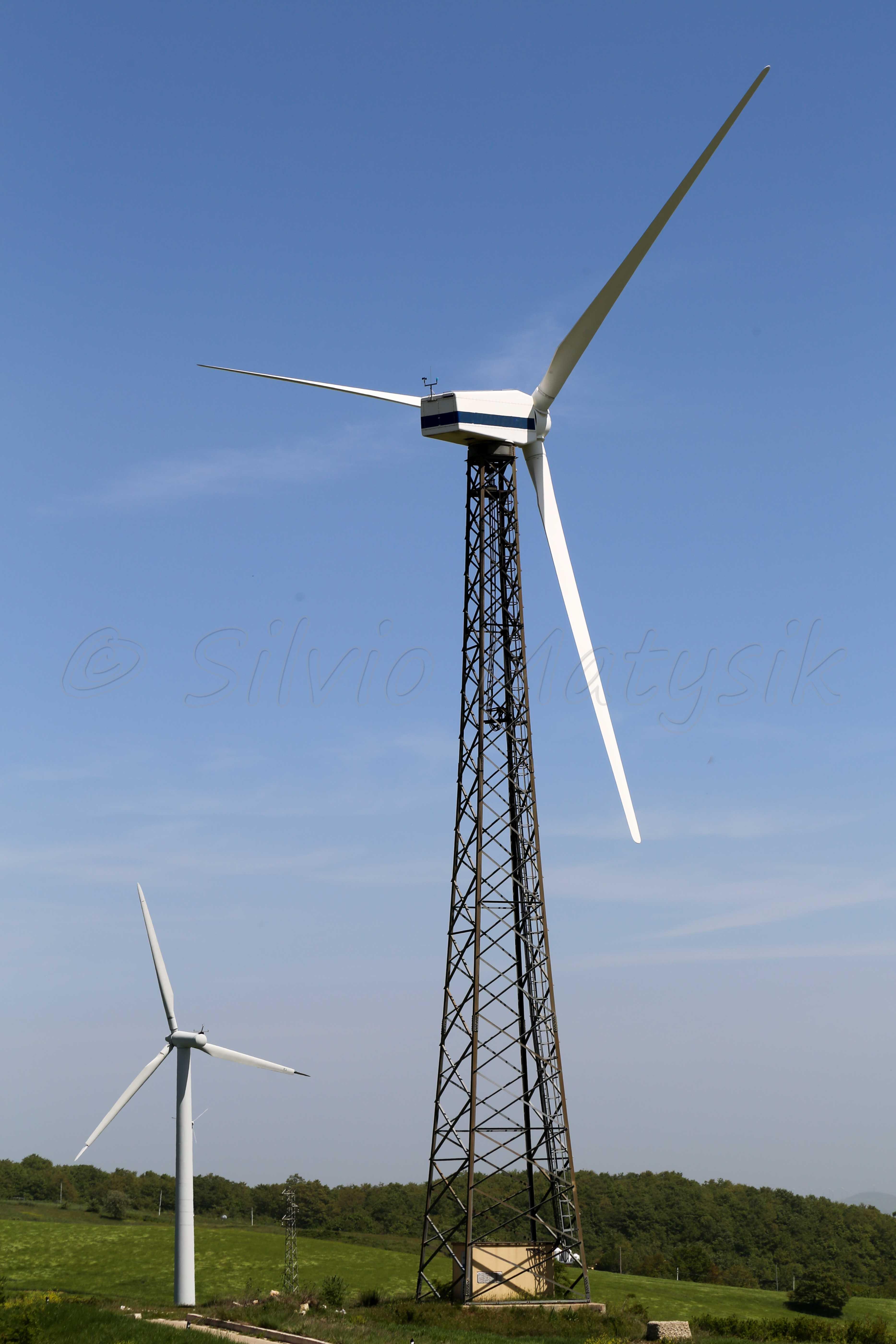 Vestas V39 - 500,00 kW - Wind turbine