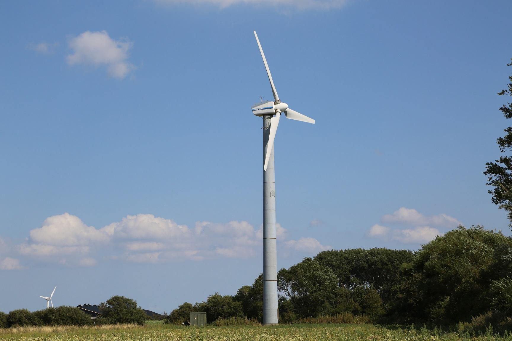 Windmatic WM 23 200 200 00 kW Wind turbine