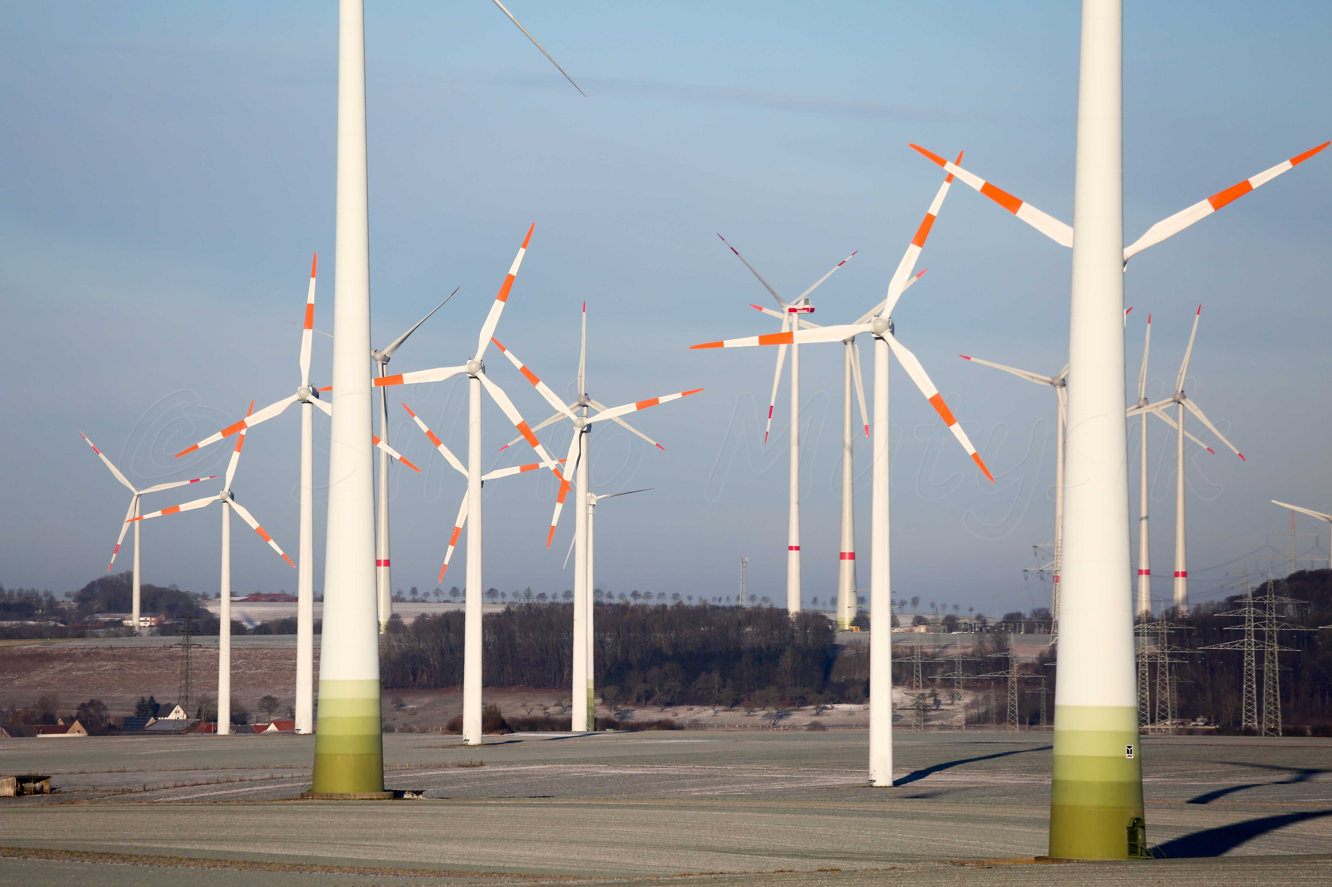 Vestas V66-1 65 - 1,65 MW - Wind turbine