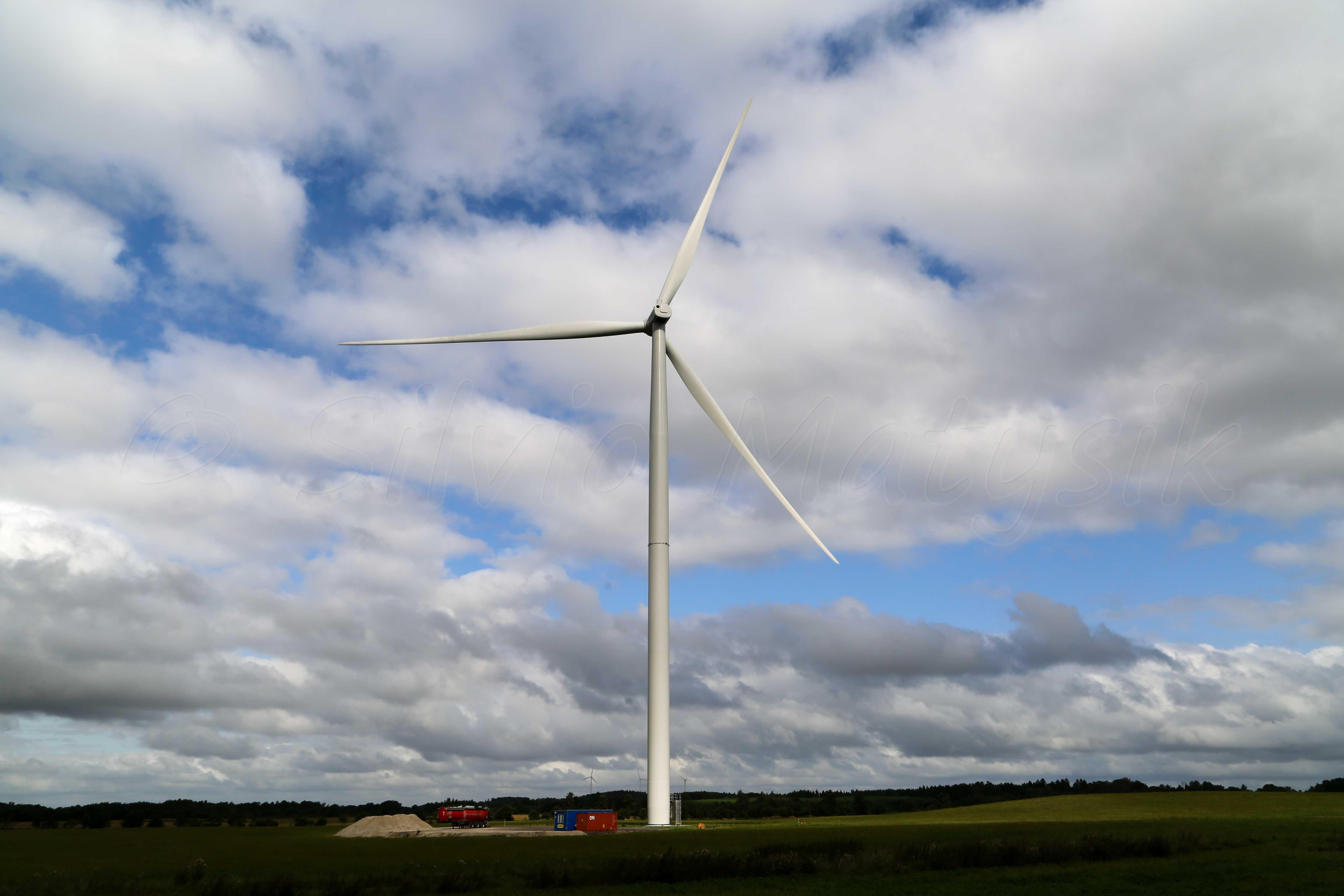 Siemens SWT-3.15-142 - 3,15 MW - Wind turbine