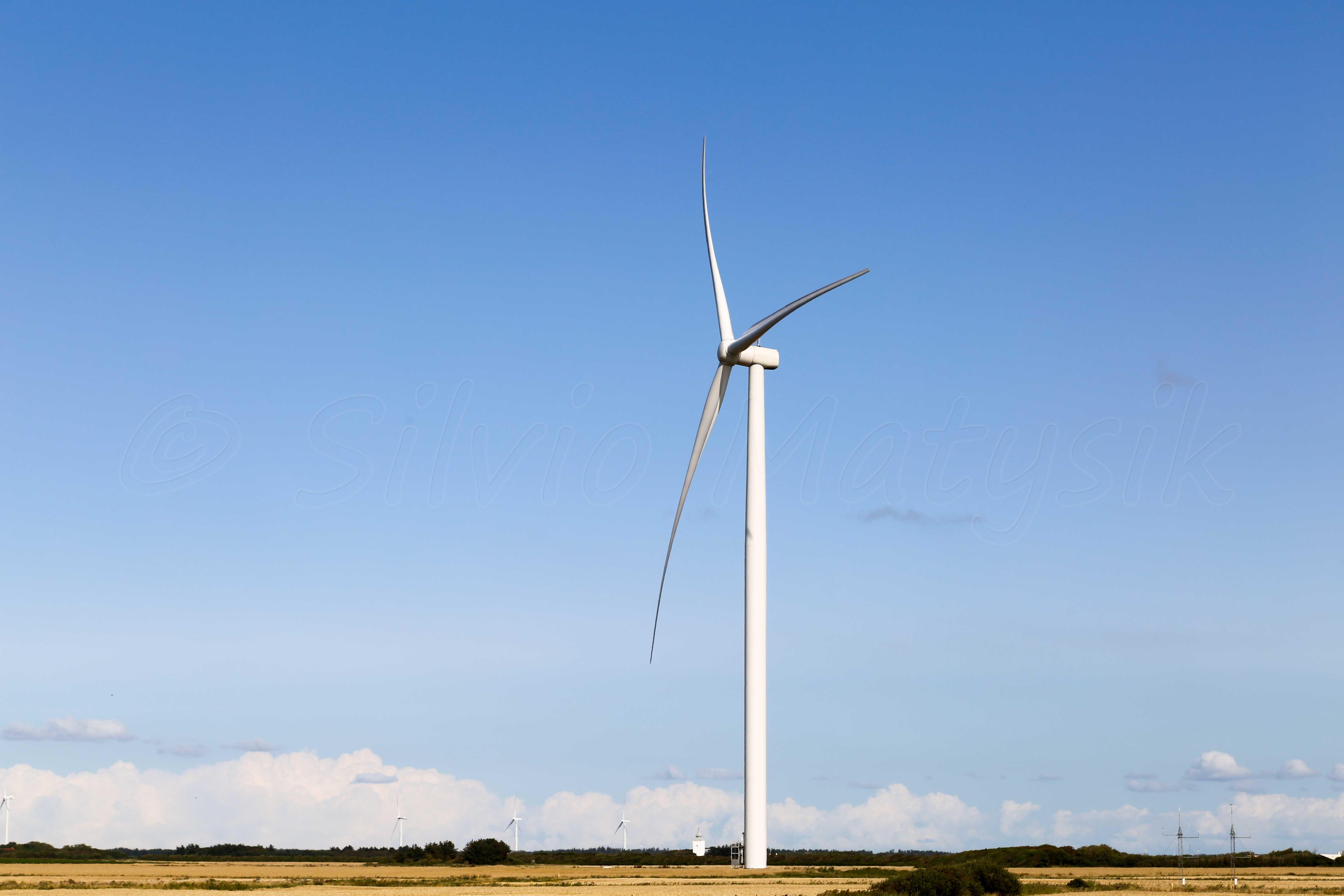 Siemens SWT 3 6 130 3 60 MW Wind turbine