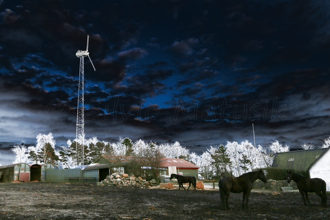 THYmøllen TWP 6kW - 6,00 kW - Wind turbine