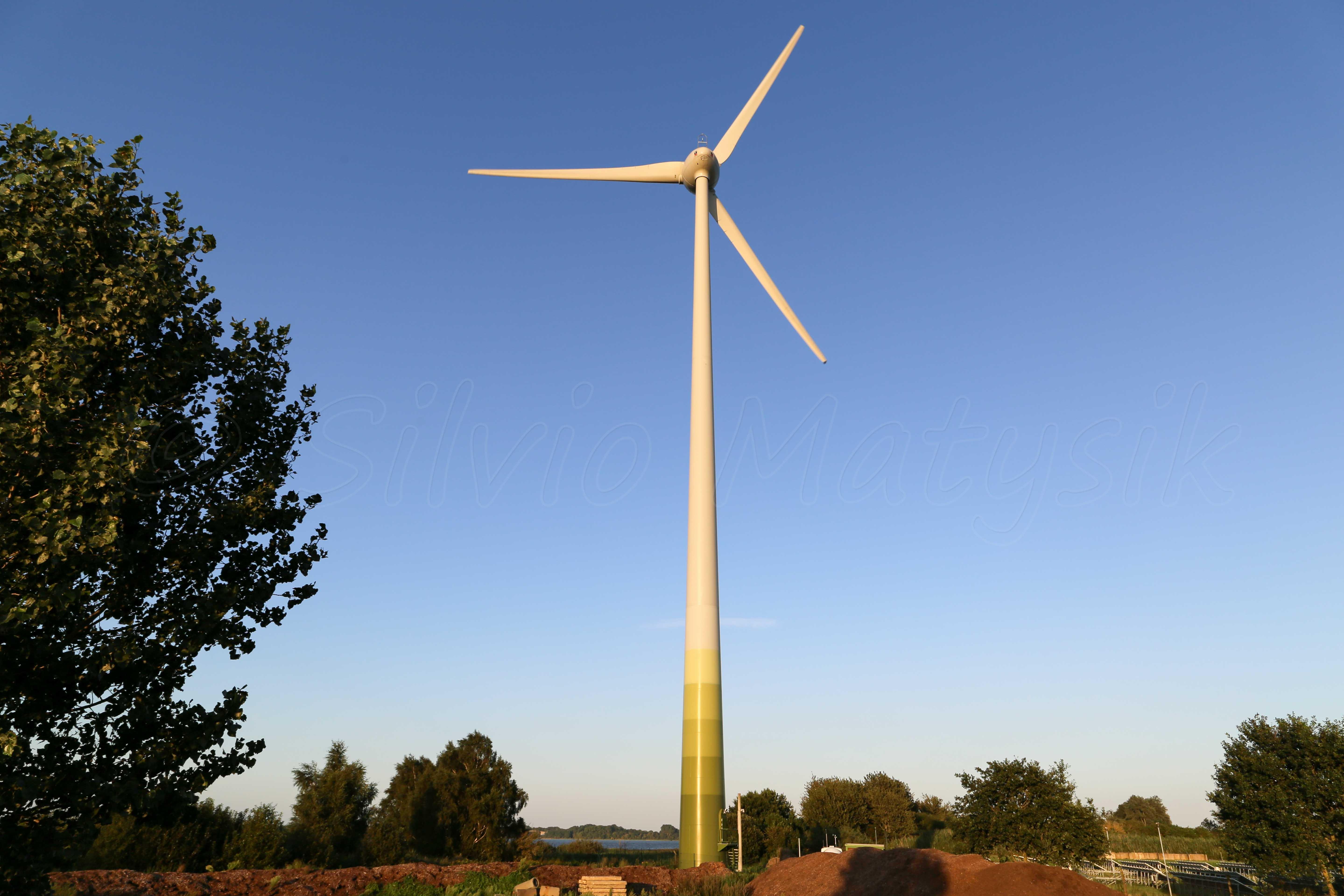 Enercon E 53 80000 Kw Wind Turbine Power Diagram Datasheet