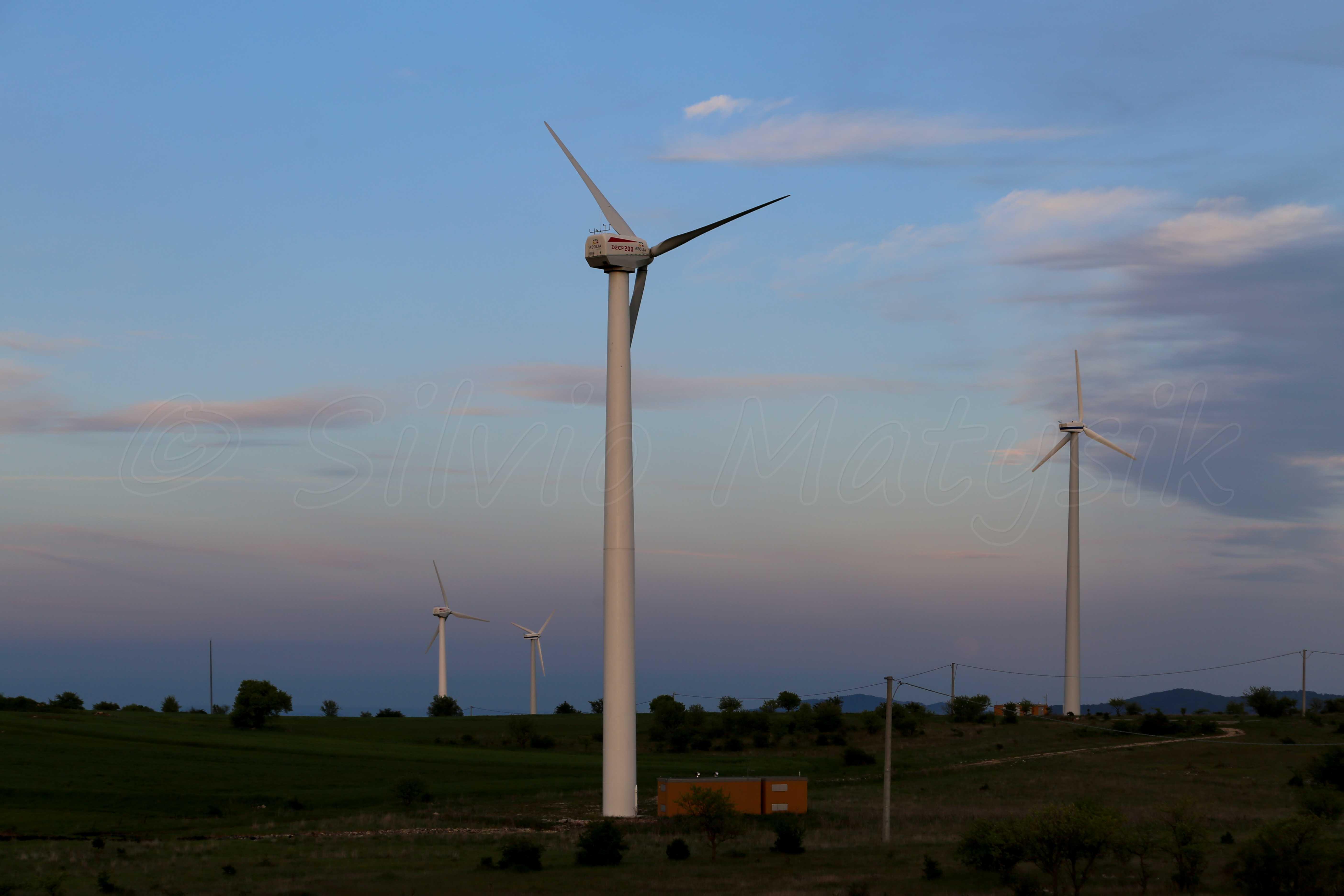 Aeolia Windtech D2CF 200 - 200,00 kW - Wind turbine