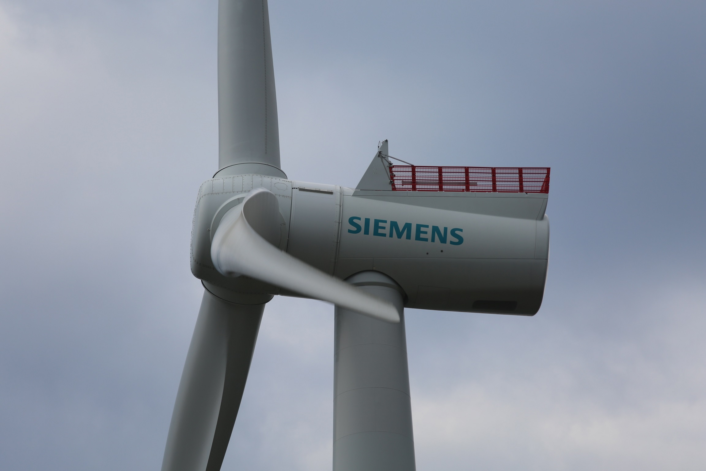 Siemens SWT-7.0-154 - 7,00 MW - Wind turbine