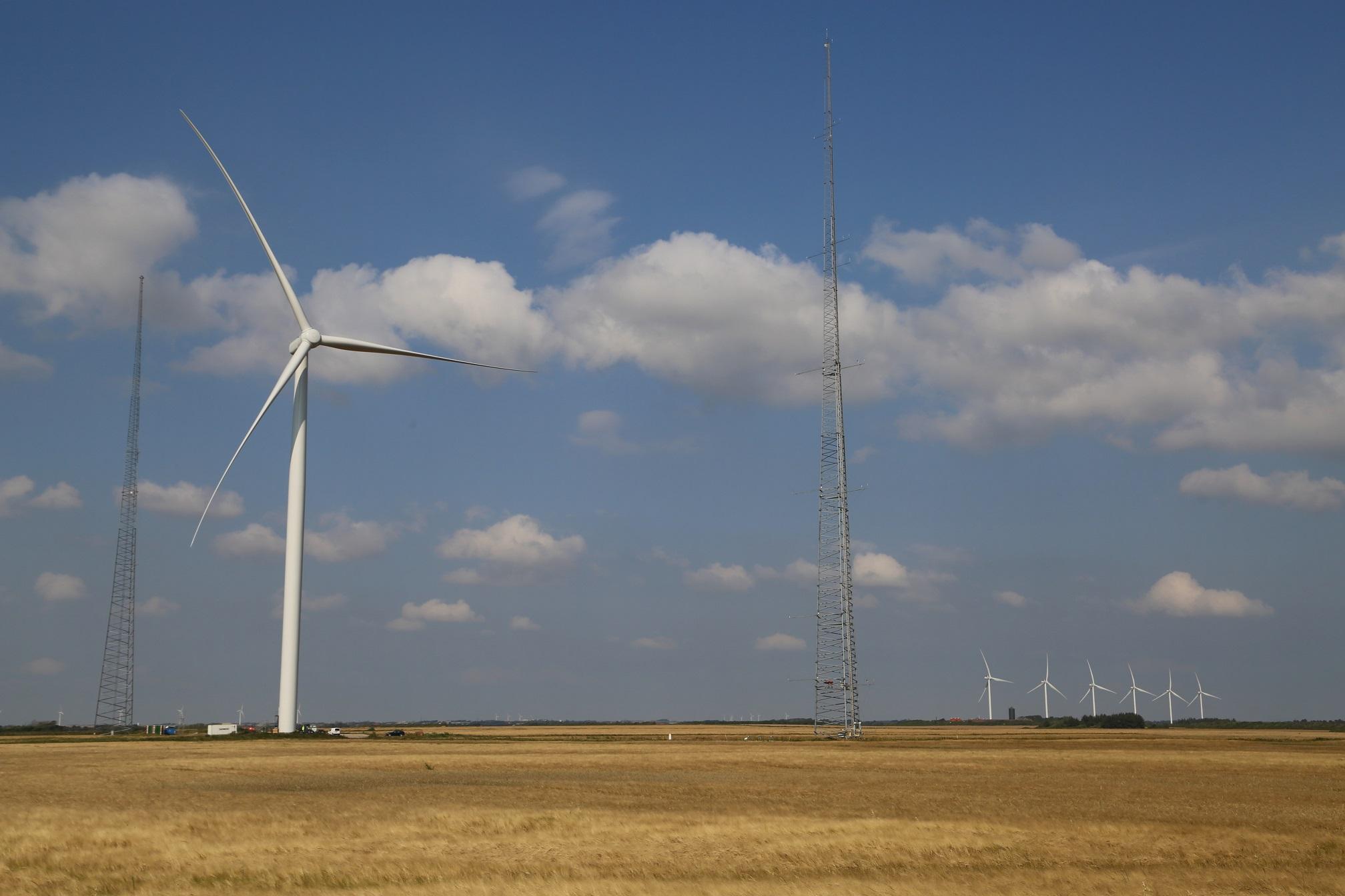 Siemens SWT 3 3 130 3 30 MW Wind turbine