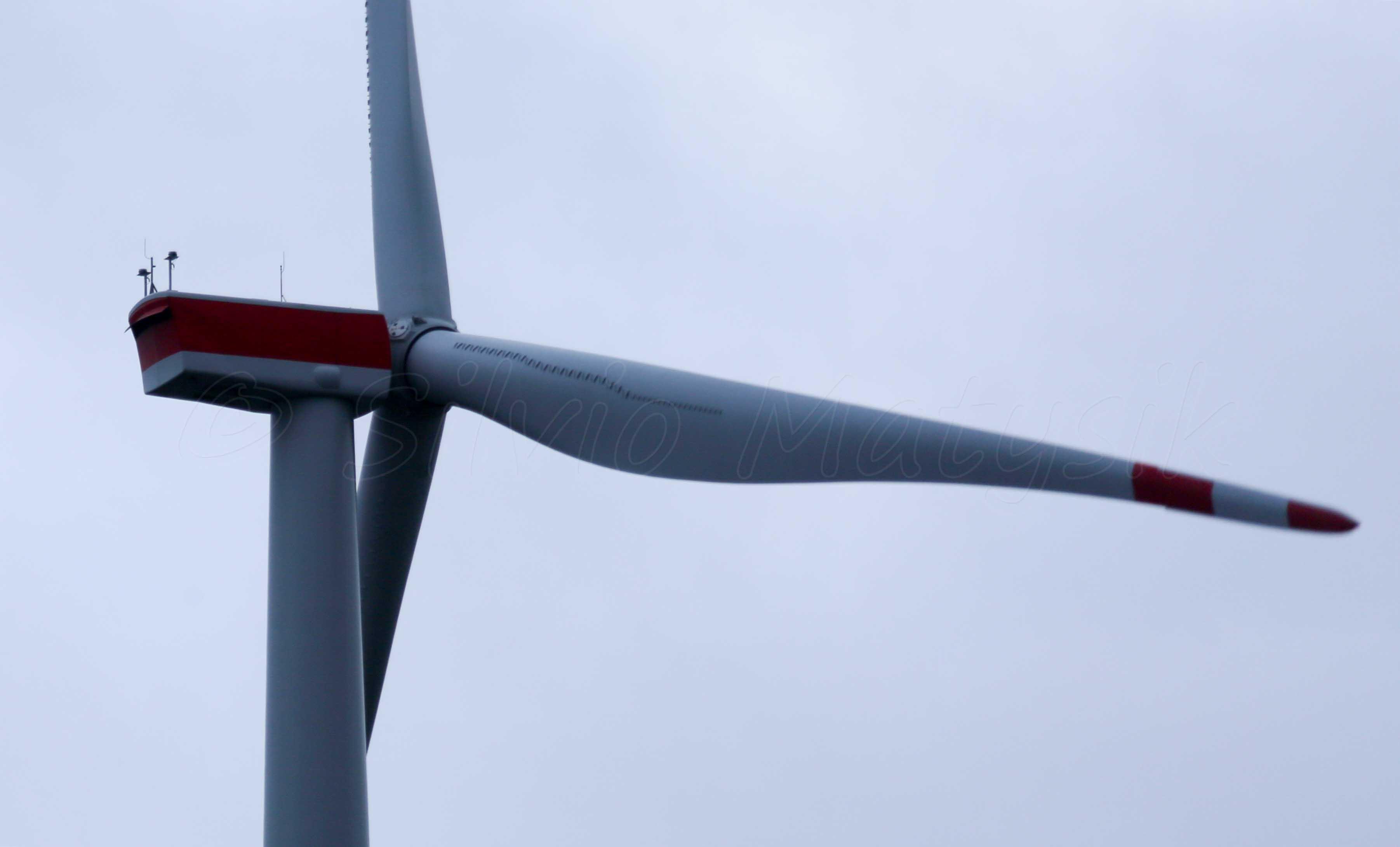 General Electric GE 3.4-137 - 3,40 MW - Wind turbine