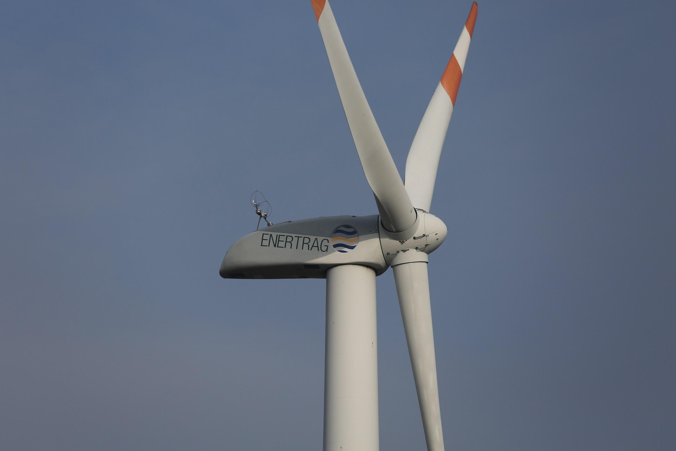 DeWind D8 2 00 MW Wind turbine
