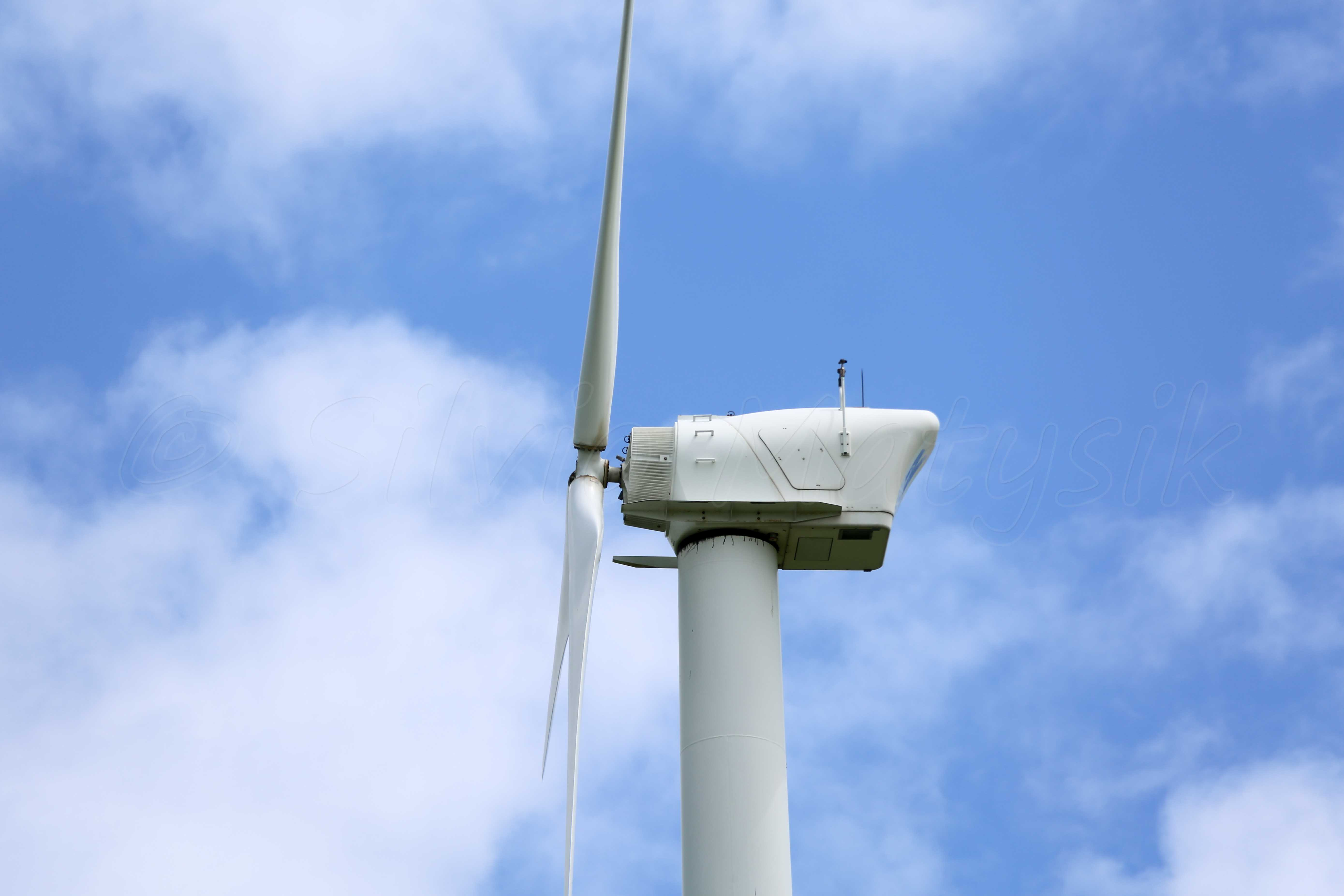NPS Northern Power NPS 100C 21 100 00 kW Wind turbine