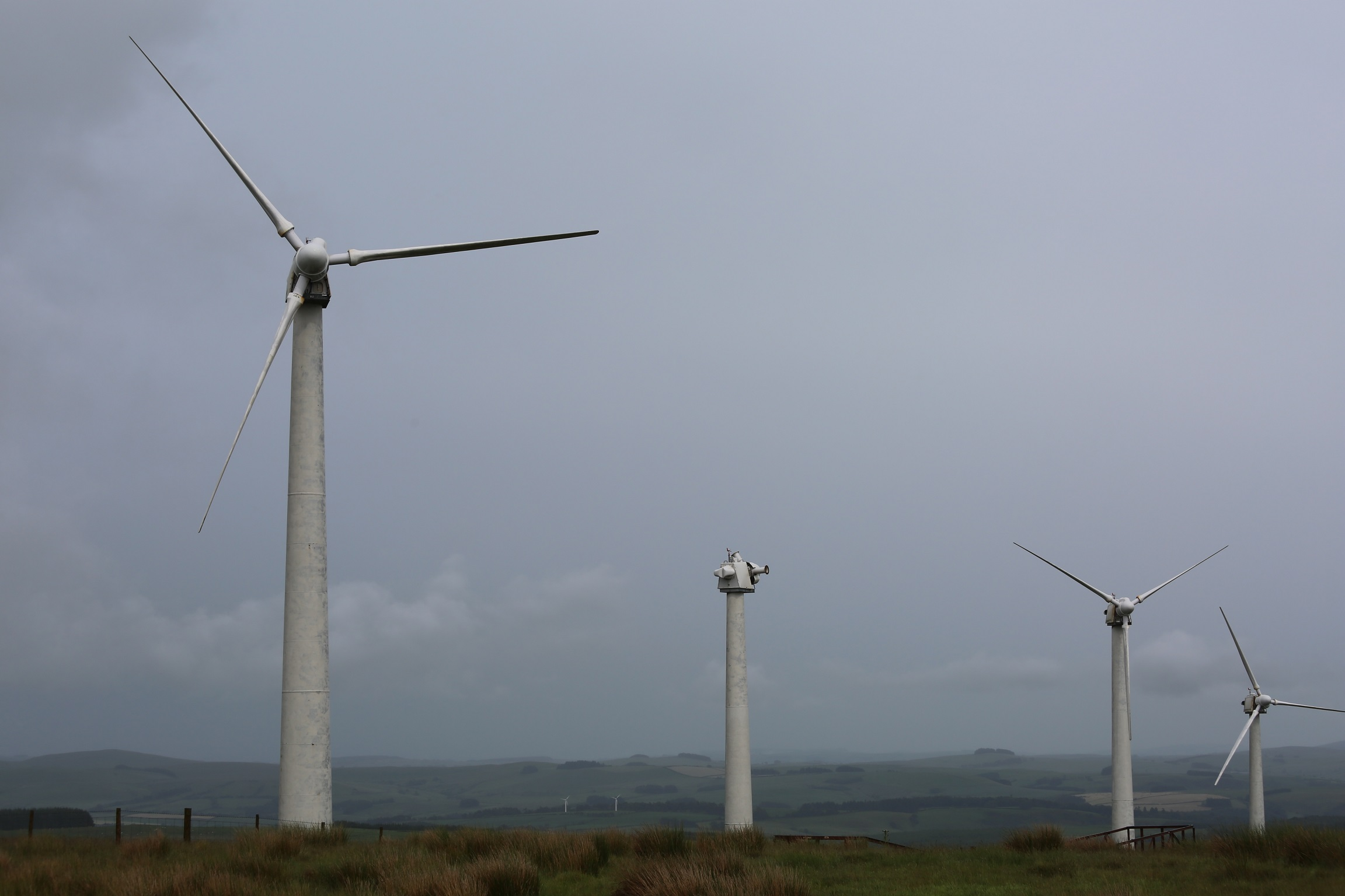 Mitsubishi Wind turbines & Models pictures