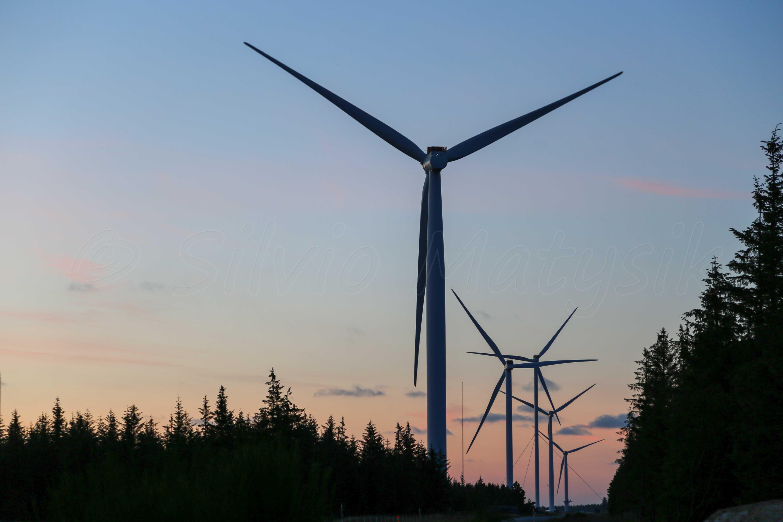 Siemens SWT-8.0-154 - 8,00 MW - Wind turbine