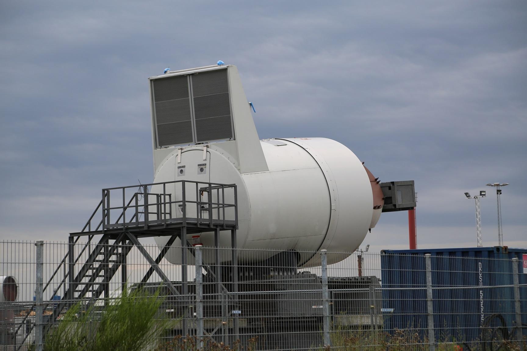 Siemens SWT-2.3-113 - 2,30 MW - Wind turbine