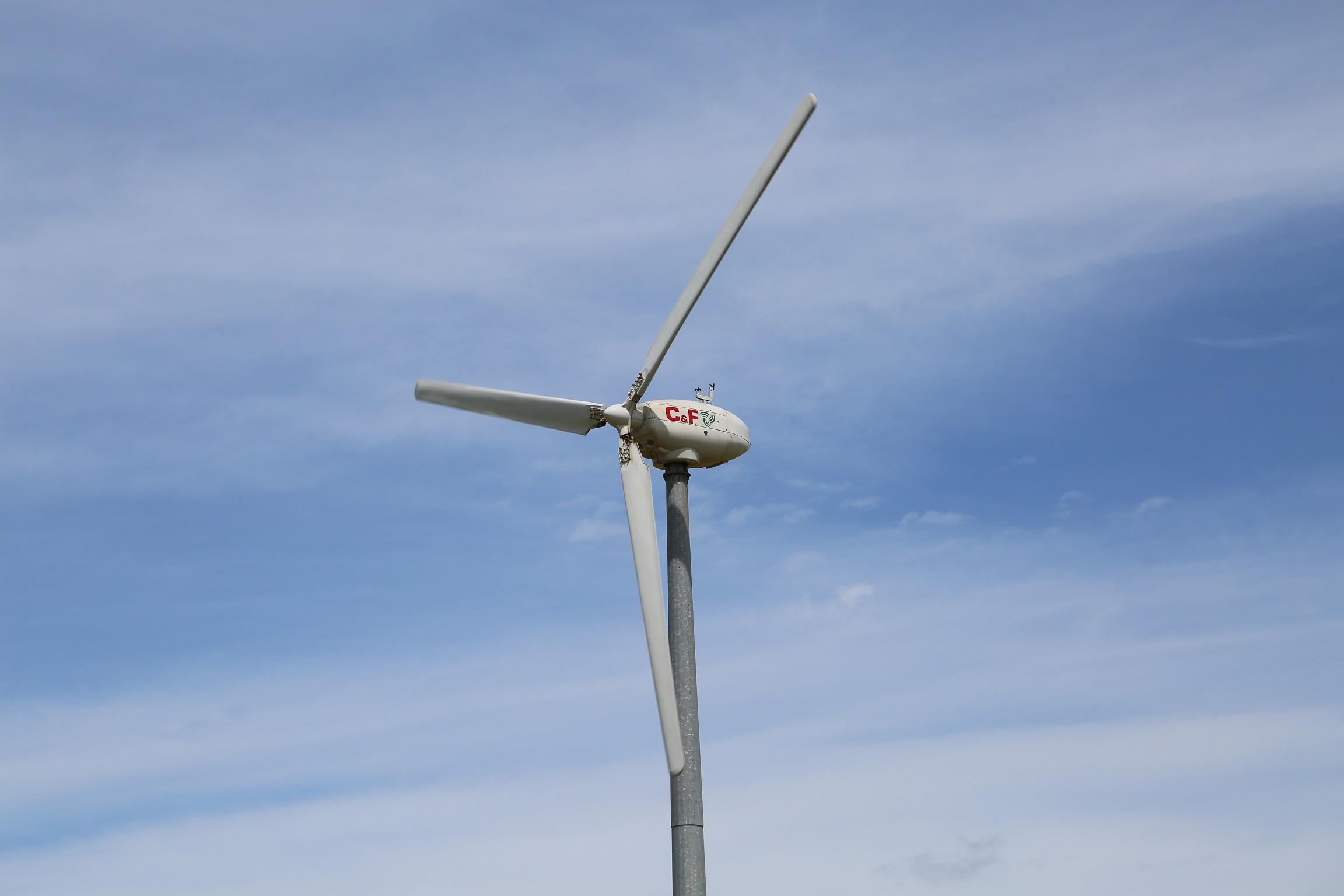 C&F CF 20 - 20,00 kW - Wind turbine