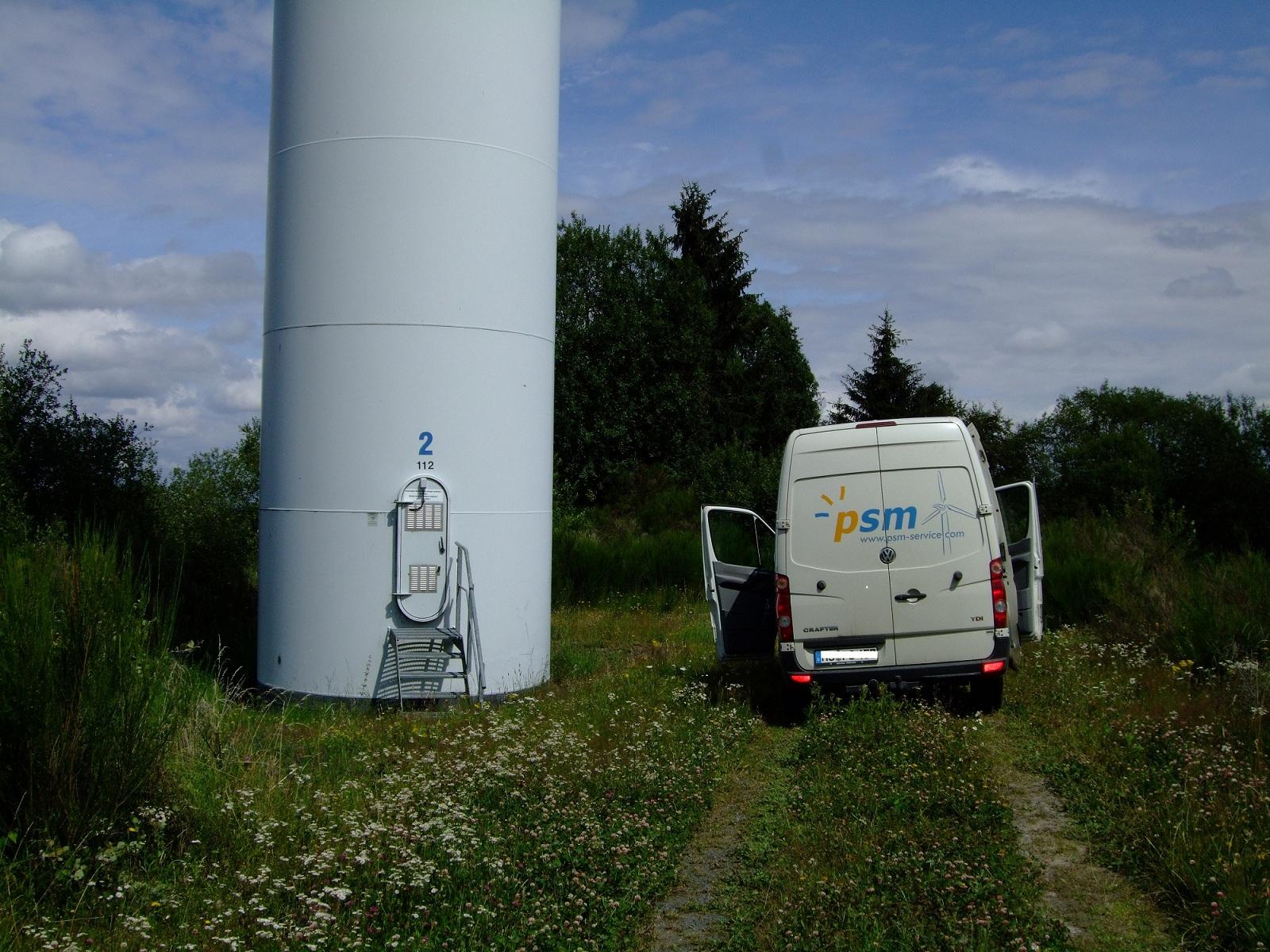 Fuhrländer FL 1000 1 00 MW Wind turbine