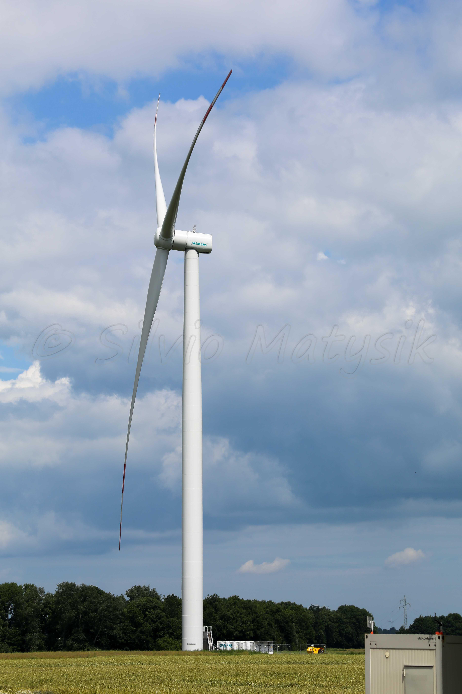 Siemens SWT 3 3 130 LN 3 30 MW Wind turbine