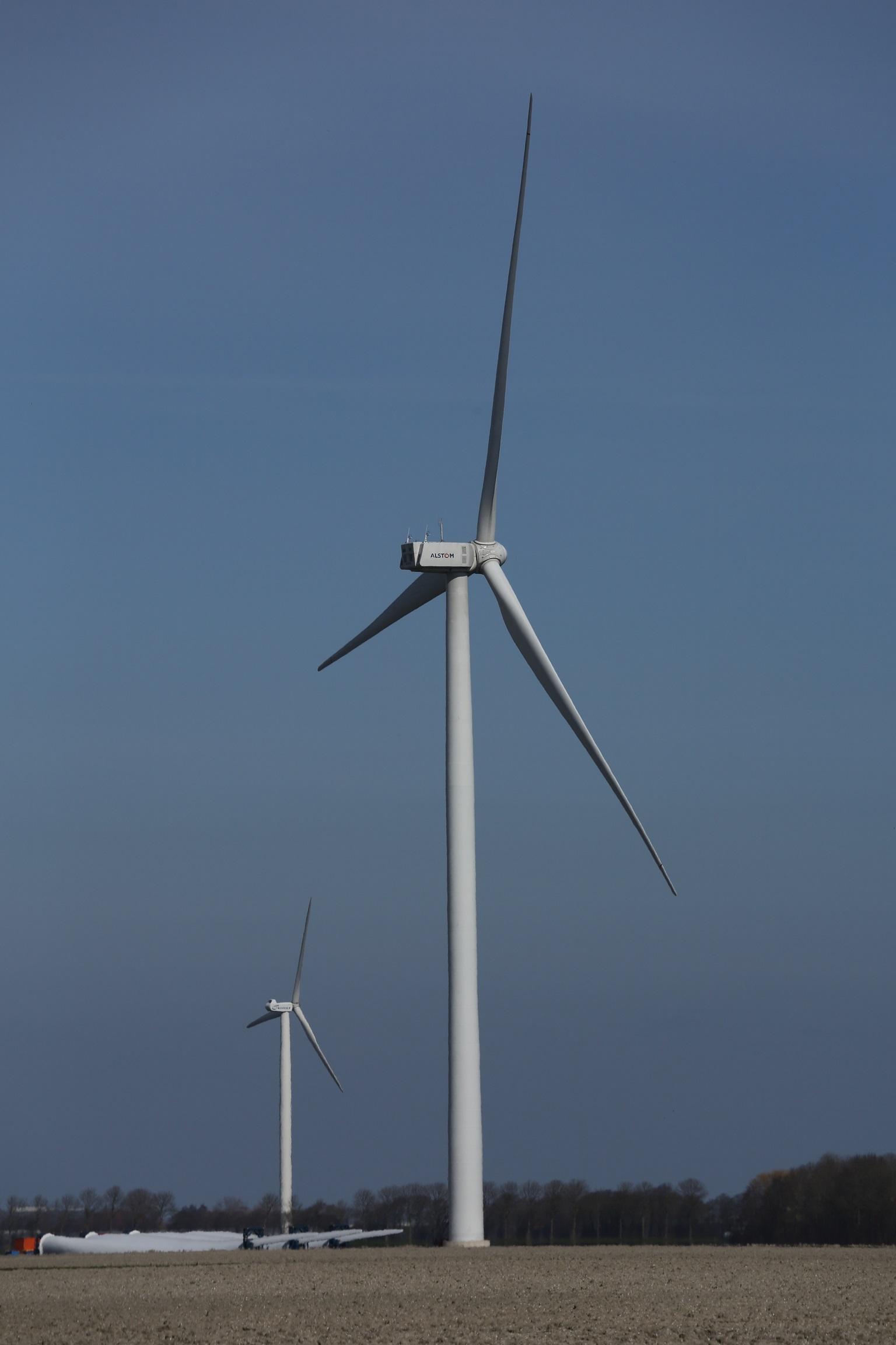 Alstom ECO 122/2700 - 2,70 MW - Wind turbine