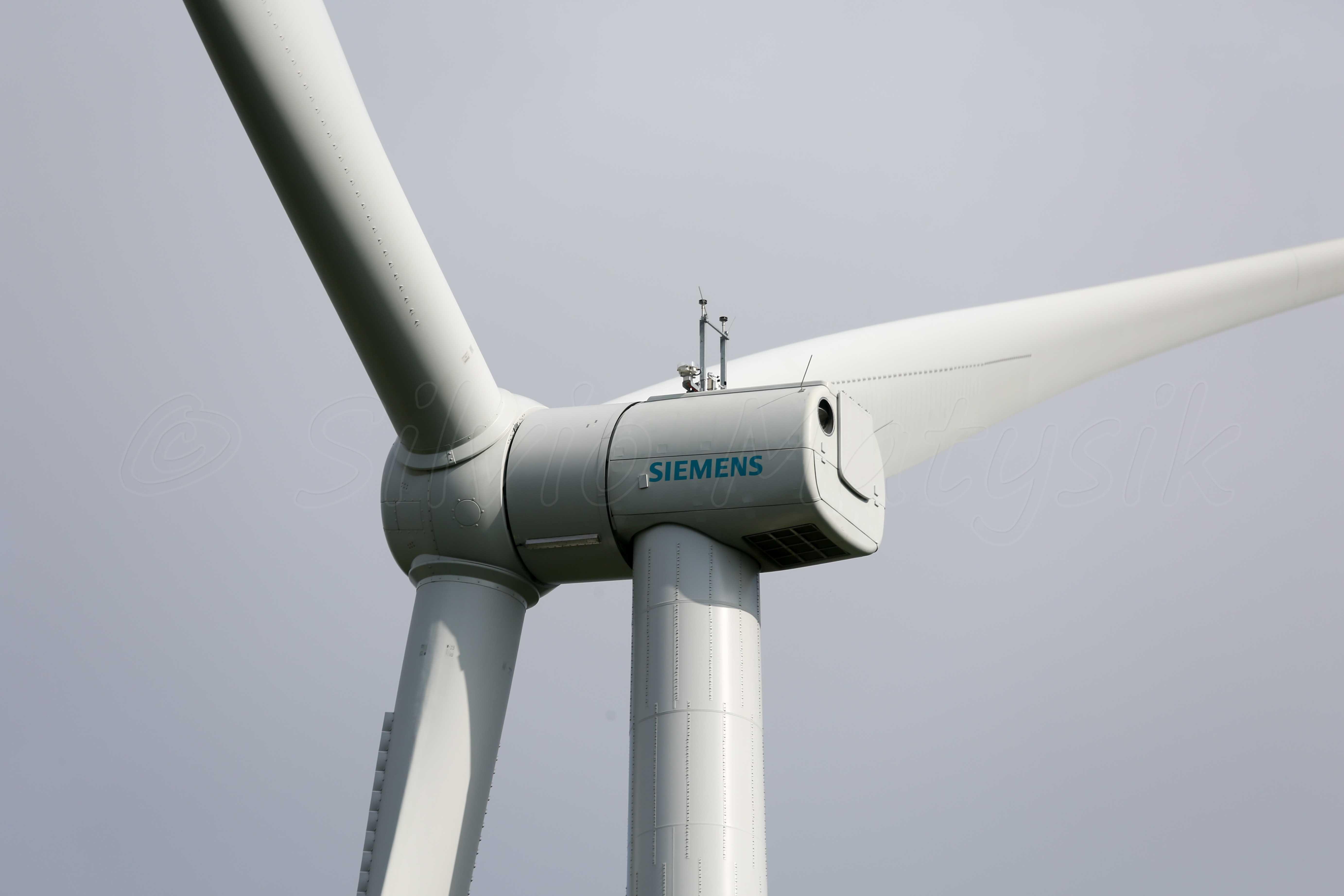 Siemens SWT-3 15-142 - 3,15 MW - Wind turbine