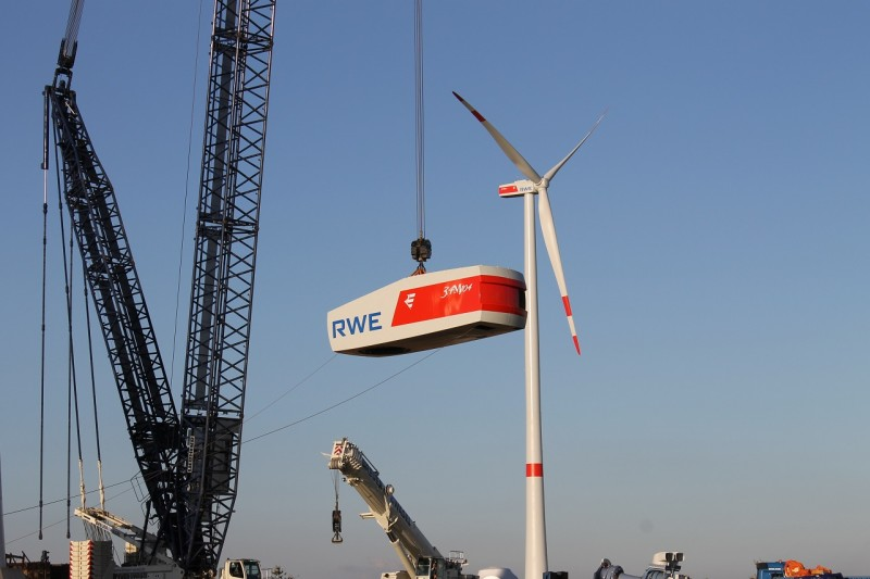 REpower Systems SE / 3.4M104 / 3,4 MW Wind Turbine