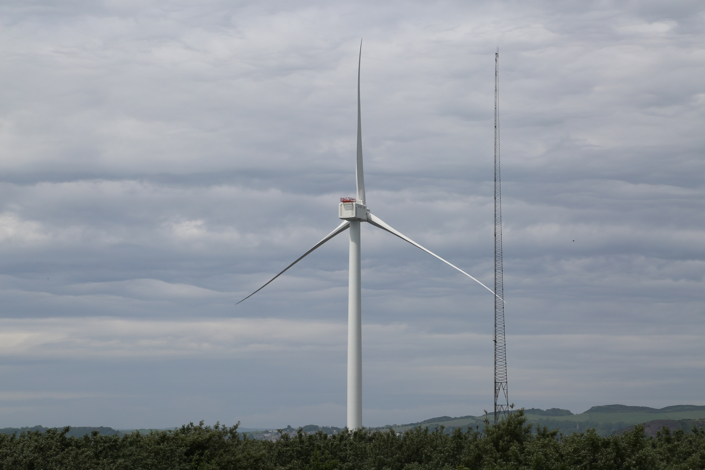 Mitsubishi MWT Sea Angel 7 00 MW Wind turbine