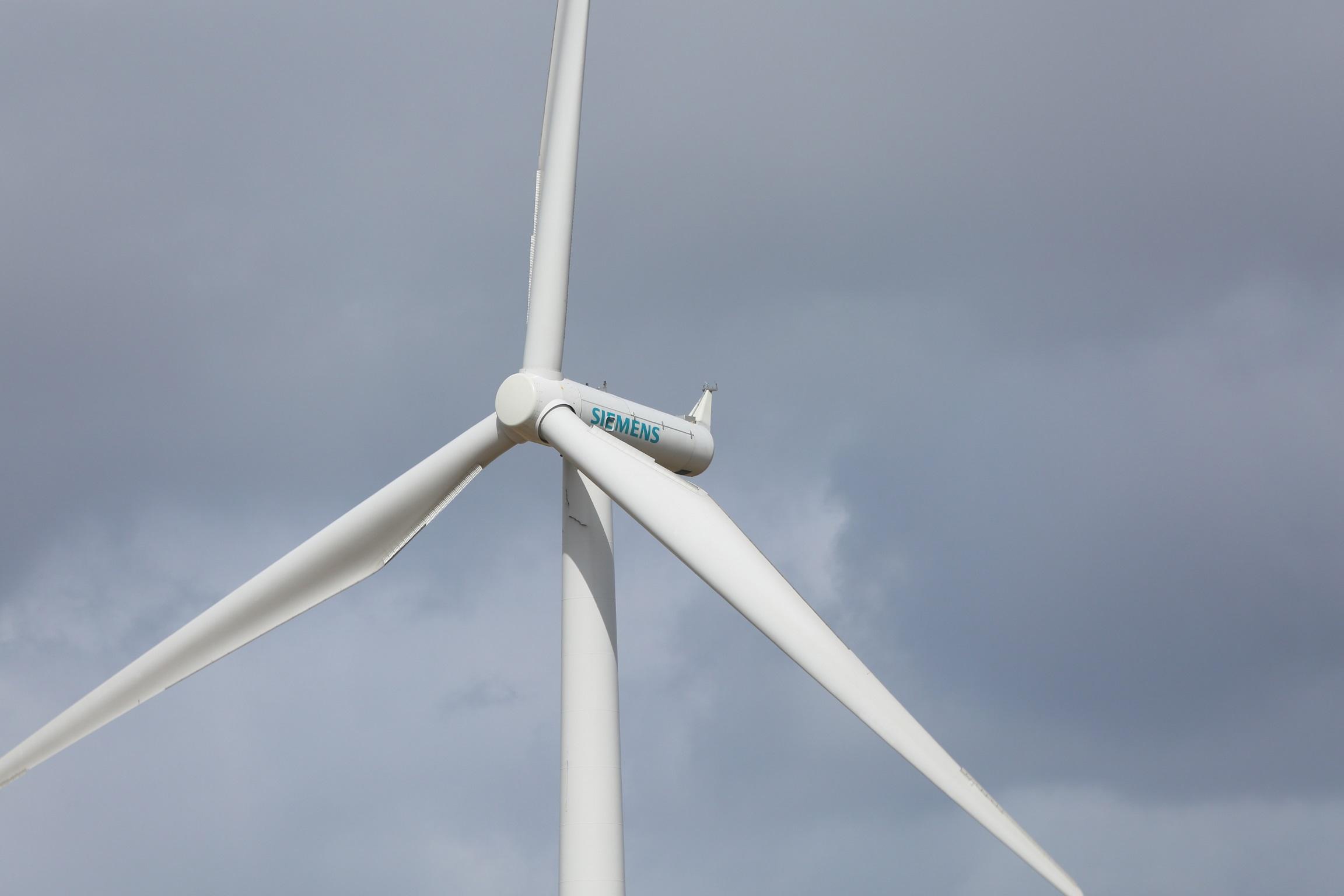 Siemens SWT 2 3 93 2 30 MW Wind turbine