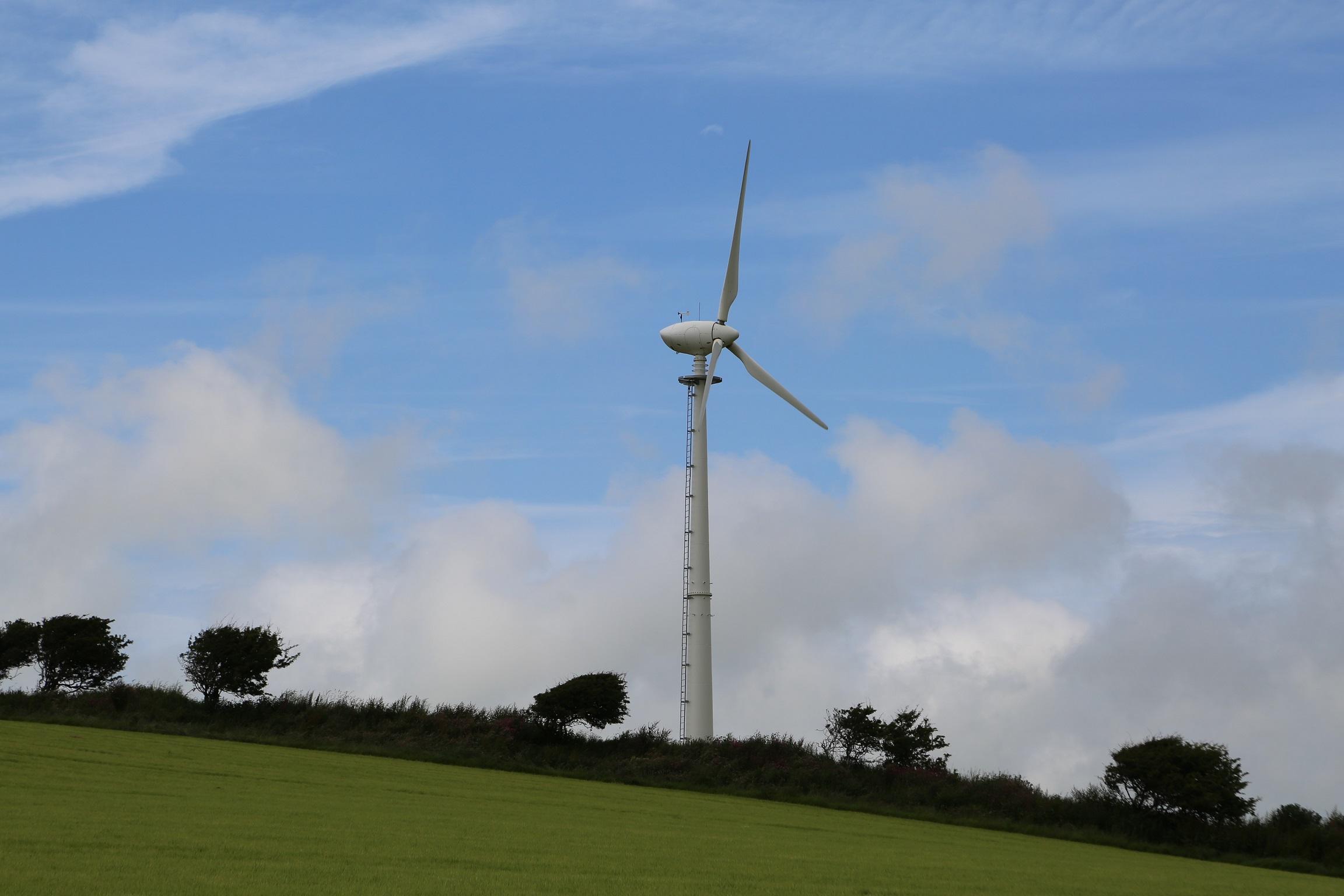 Endurance E 3120 50 00 kW Wind turbine