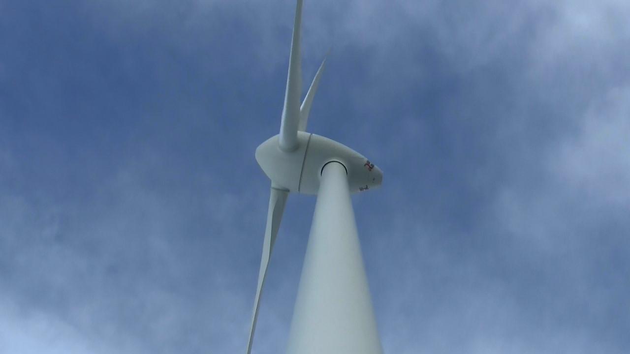 Enercon E-58/10.58 - 1,00 MW - Wind turbine