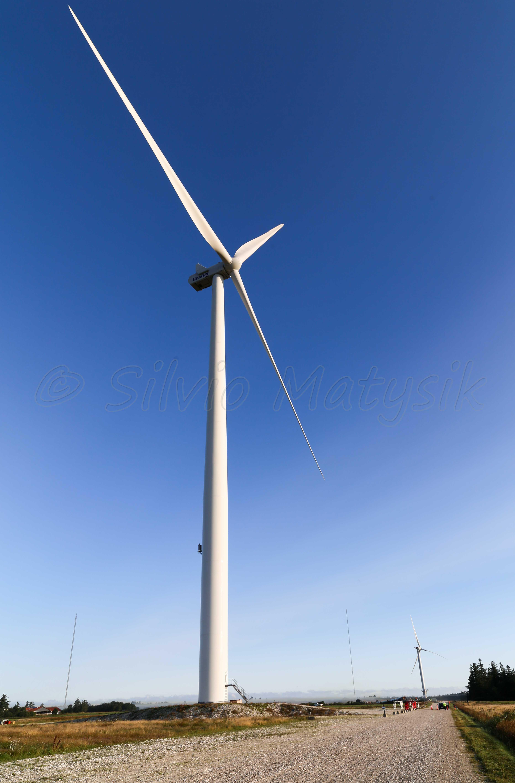 Vestas V136-3.45 - 3,45 MW - Wind turbine