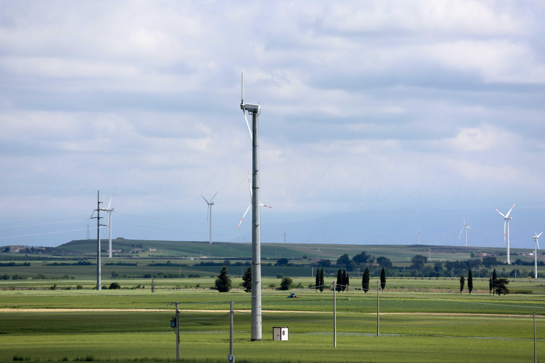 Lagerwey LW 18 80 80 00 kW Wind turbine