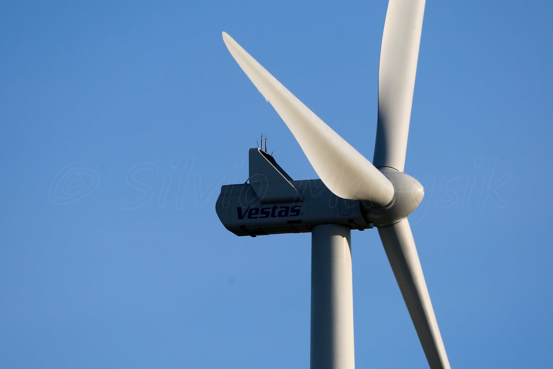 Vestas V126-3.45 - 3,45 MW - Wind turbine
