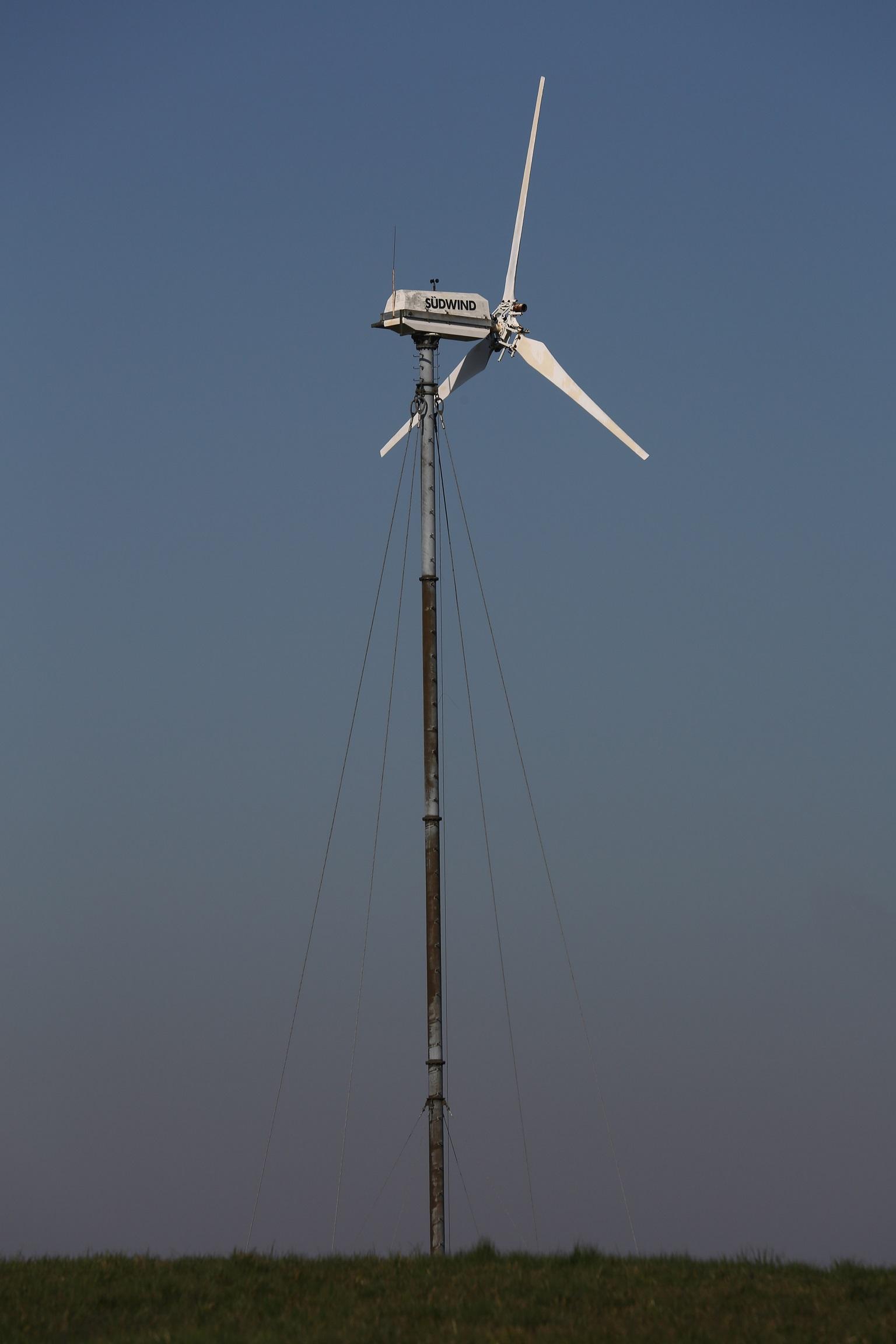 Südwind N 1245 - 45,00 kW - Wind turbine