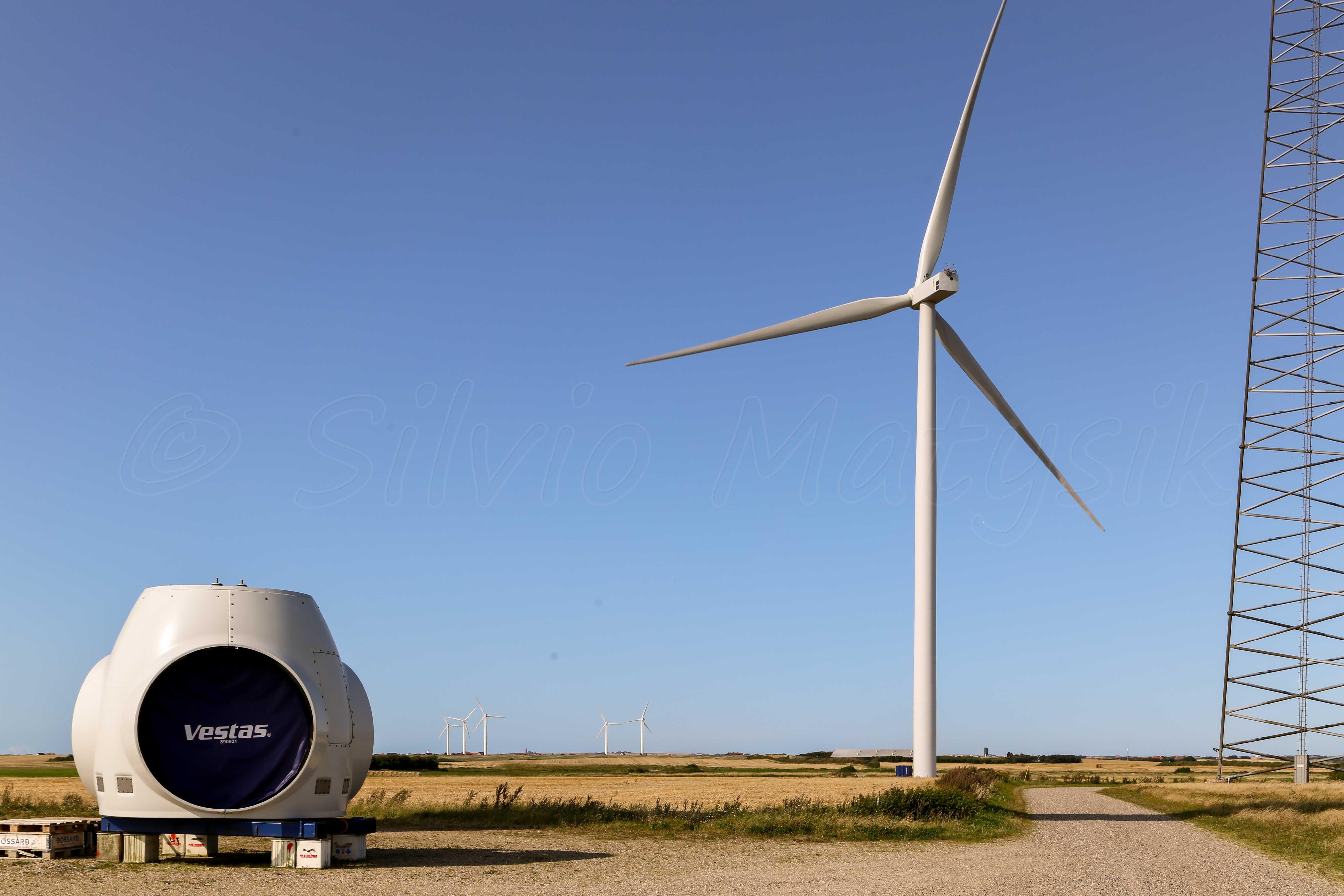 Siemens SWT 2 5 120 2 50 MW Wind turbine