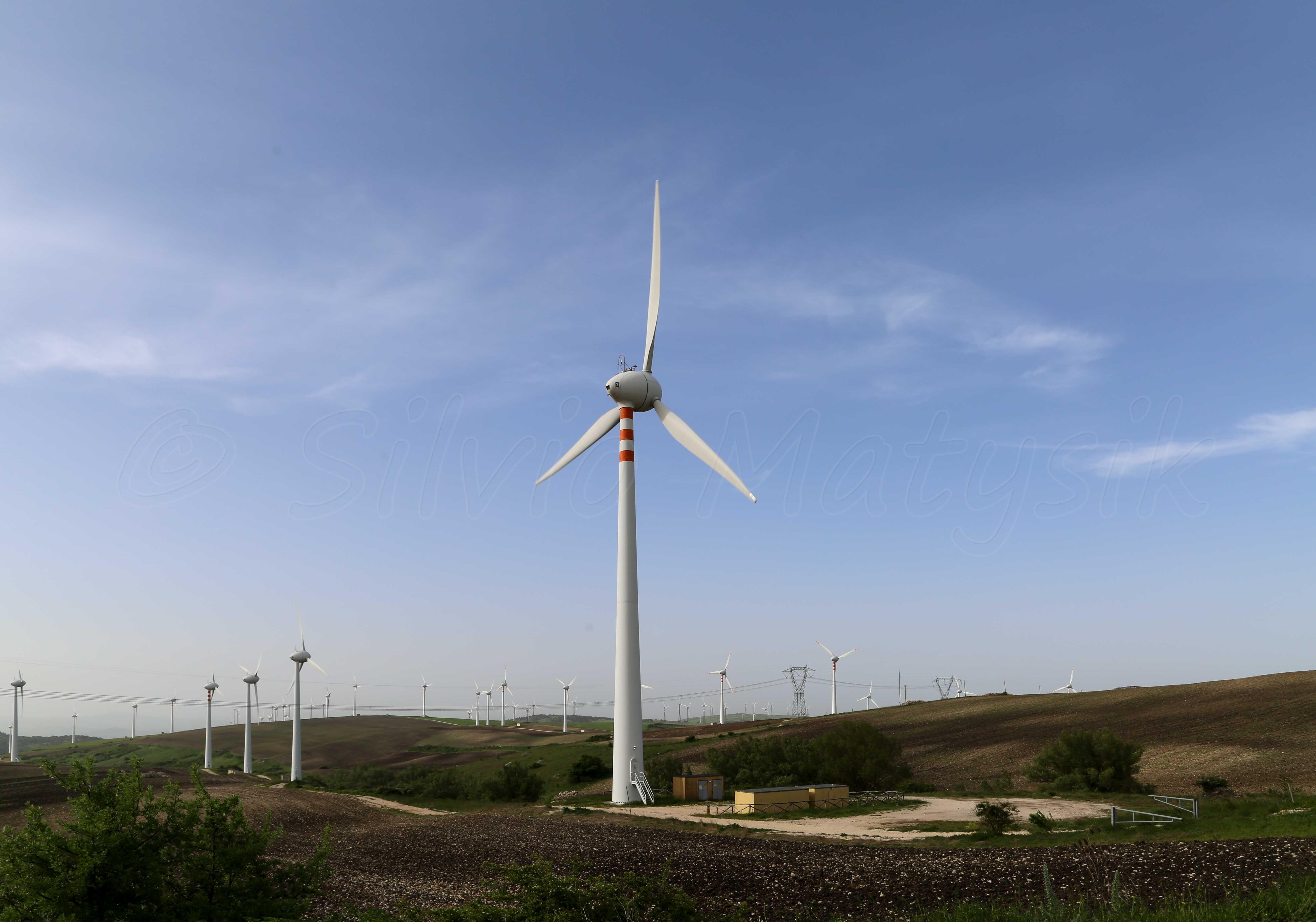 Enercon E 40 6 44 600 00 kW Wind turbine