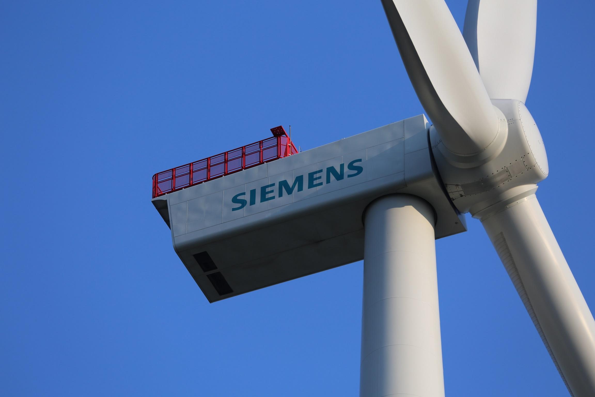 Siemens SWT-4.0-130 - 4,00 MW - Wind turbine