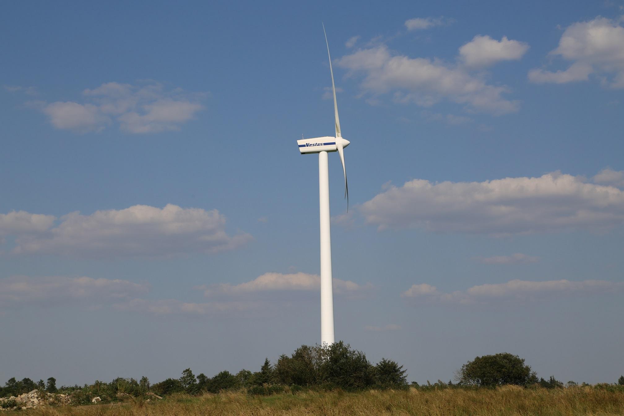 Vestas V66 1 75 1 75 Mw Wind Turbine