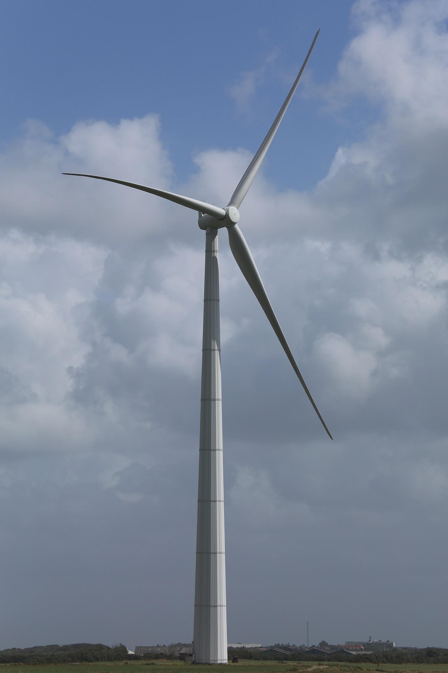 Siemens SWT 3 0 113 3 00 MW Wind turbine