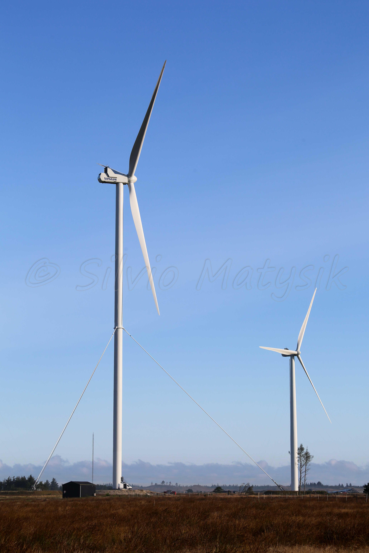 Vestas V126 3 45 3 45 Mw Wind Turbine