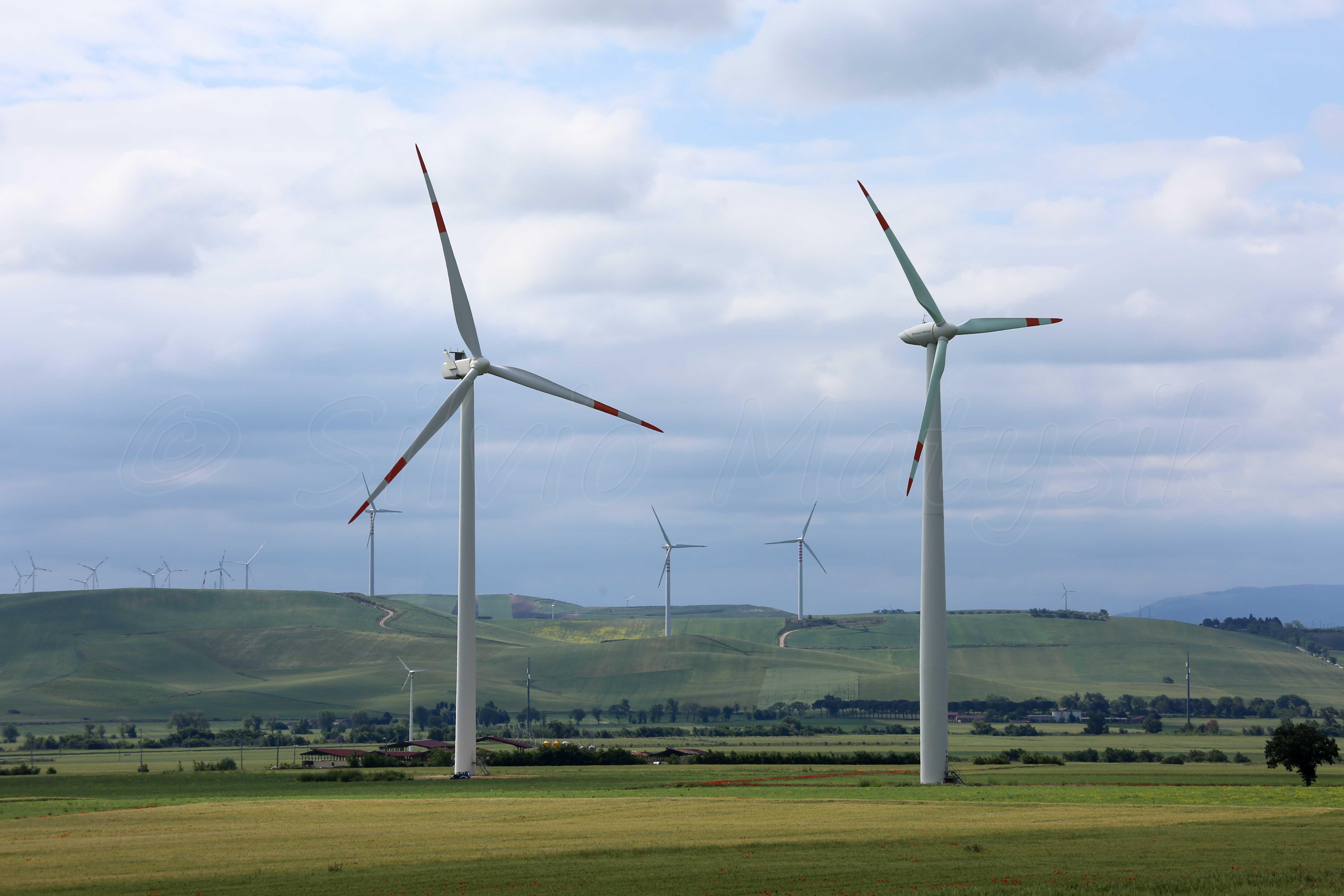 Powerwind Pw56 900 00 Kw Wind Turbine